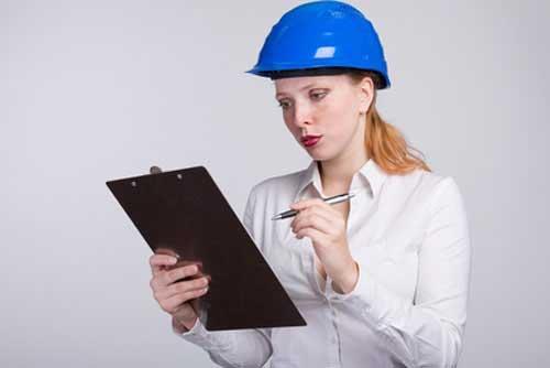 Evaluierung der Gefahren am Arbeitsplatz