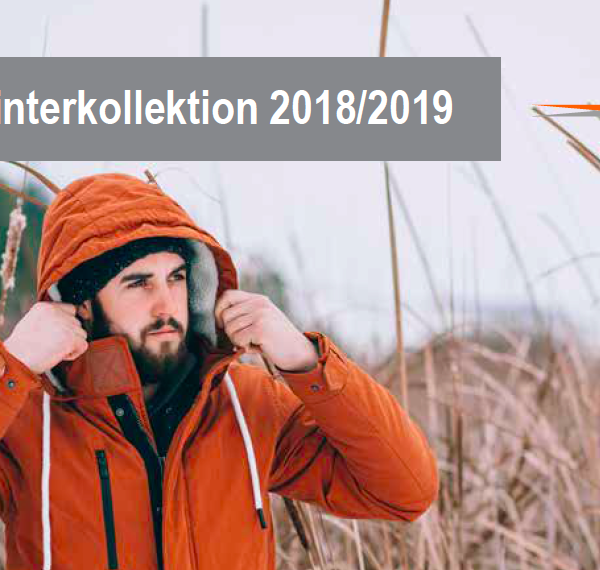 Herbst- Winterkollektion 2018/2019