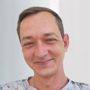Mitarbeiter Gunther Cermak
