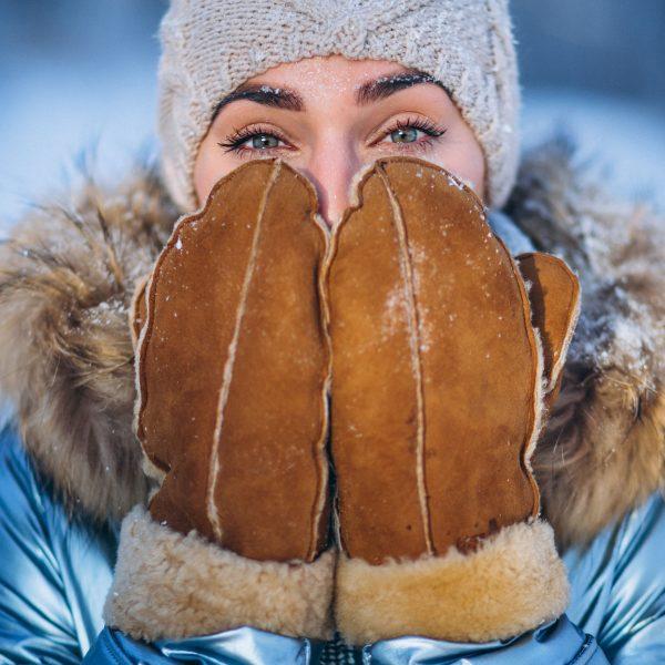 Schützen Sie sich vor der Kälte!