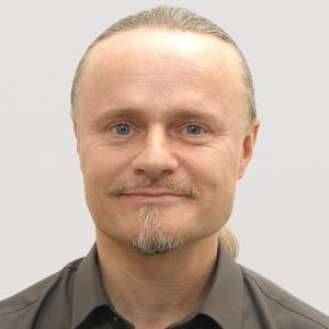 Mitarbeiter Andreas Luckerbauer
